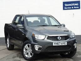 ssangyong used ssangyong musso vans second hand ssangyong musso
