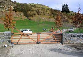 country style gates wooden gates fences driveway gates wooden