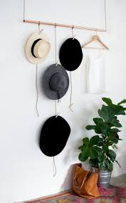organizing your apartment 9 creative ways to organize your coats and hats by the door when