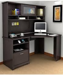Corner Desks With Storage Best Computer Desks With Hutch Storage Superhomeoffice
