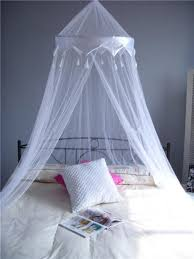 Bed Canopy Uk A Express White Mosquito Net Bed Canopy Up To King Size 100