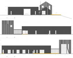 compound style house plan in latvia