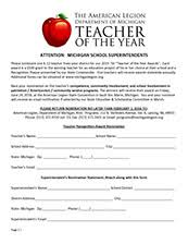 nomination essays for teacher of the year term paper personal