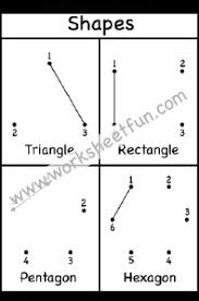 shape free printable worksheets u2013 worksheetfun