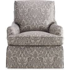 Upholstered Accent Chair Simmons Upholstered Accent Chair 416c Baker Furniture Chairs