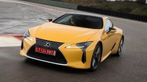lexus that looks like a lamborghini 2017 lexus lc500 review