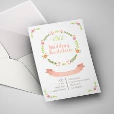 wedding invitations kildare invitations postcard