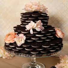 oreo wedding cake food video popsugar food