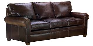 Leather Camelback Sofa by Leather Furniture Top Grain Club Furniture