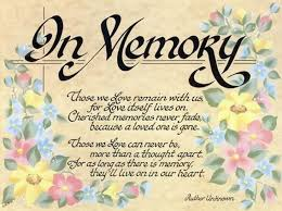 memorial wall quotes and sayings are a way to remember a