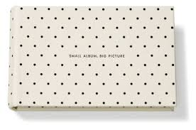 small photo album kate spade new york small album big picture photo album by kate