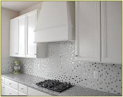 glass mosaic tile kitchen backsplash white glass mosaic tile backsplash home design ideas