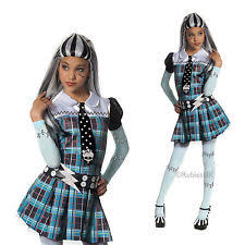 Frankie Halloween Costume Girls Halloween Costumes Monster Ebay