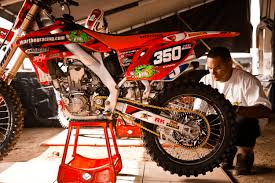 girls on motocross bikes behind the scenes the life of a supercross mechanic chaparral
