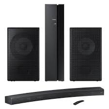 home theater system wireless samsung hw ms6500 3 0 sound premium curved soundbar w swa 9000s