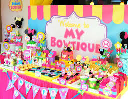 minnie s bowtique minnie mouse birthday minnie bowtique catch my party