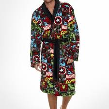 robe de chambre originale marvel superheroes