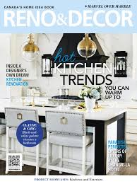 home design magazines canada reno u0026 decor magazine apr may 2017 by homes publishing group issuu
