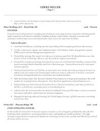 resume services boston gerry miller executive resume