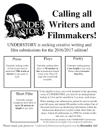 Seeking Genre Understory Seeking Creative Writing And Submissions By Dec