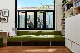 Daybed With Storage Underneath Houses Comfy Daybed In Green For Study Room With Storage