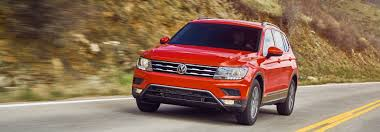 volkswagen inside 2018 volkswagen tiguan interior features and amenities