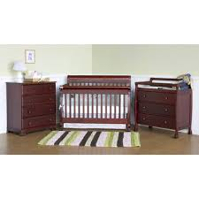 Emily 4 In 1 Convertible Crib Davinci Emily 4 In 1 Convertible Nursery Set M4791q