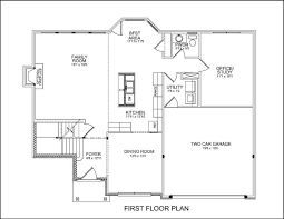 Multigenerational House Plans With Two Kitchens Floor Plans