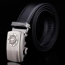 designer belts 115 cm high quality logo alloy real leather belt s belts