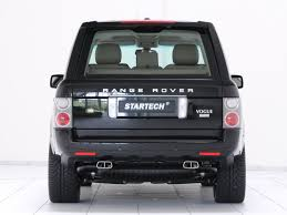 2009 land rover 2009 startech land rover range rover rear 1920x1440 wallpaper