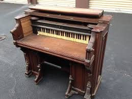 Antique Spinet Desk For Sale Antique Organ Turned Into A Desk U2013 Tuesday U0027s Treasures
