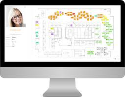 Floor Plan Web App Staffmap Employee Floorplans Desk Booking Moves U0026 Changes