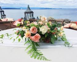 wedding flowers seattle seattle wedding flowers finch and thistle