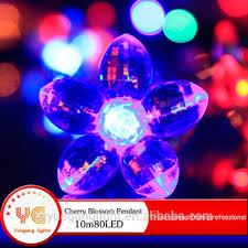 battery operated 10m 80led decor purple led indoor outdoor bulk