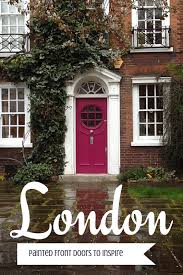 Front Door Windows Inspiration Painting Ideas London Front Door Colors For Inspiration Major