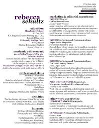 Resume About Me Examples by Nice Use Of Space Fit A Lot Of Info On One Page Woman At Work