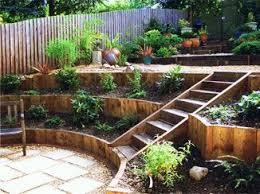 Backyard Ideas Pictures Best 25 Terraced Garden Ideas On Pinterest Terraced Landscaping
