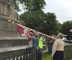 Black Confederate Flag Alabama Gov Robert Bentley Orders Confederate Flag Taken Down