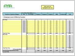 Non Profit Budget Template Excel Nonprofit Program Budget Builder Financial Resources For