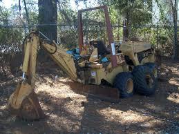 case 360 trencher backhoe