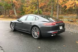 porsche panamera turbo 2017 back 2017 porsche panamera turbo first drive digital trends