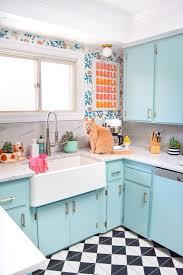 multi color kitchen ideas 93 bright and colorful kitchen design ideas digsdigs