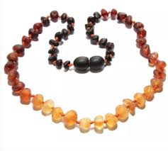 amber necklace images Raw amber ombre necklace canyonleaf png