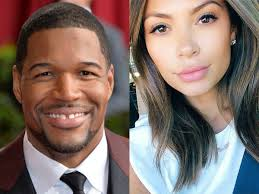 michael strahan new haircut michael strahan goes on a date with make up blogger missxpose