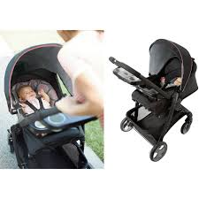 Graco Replacement Canopy by Graco Modes Click Connect Travel System Francesca Walmart Com