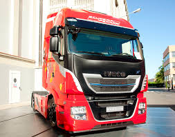iveco turbostar special black commercial vehicles pinterest