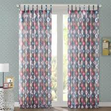 Navy Tab Top Curtains Buy Tab Top Curtains From Bed Bath Beyond