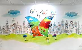 office design office graffiti wall office graffiti wall