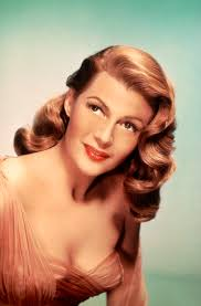 rita hayworth the original pin up she is pure but not