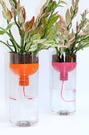 How To Make A Self Watering Planter by Diy Self Watering Planters